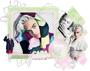 Pack Png 2174 // Cara Delevingne. by ExoticPngs