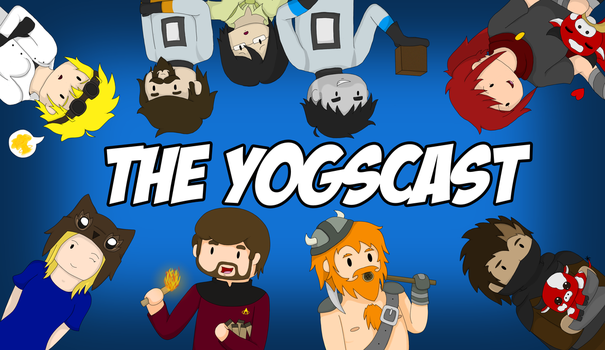 2nd Yogscast Competition Poster by JCShirotami
