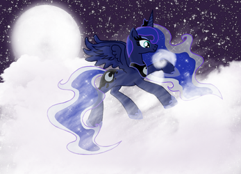 Into the Night by TaylorRose16