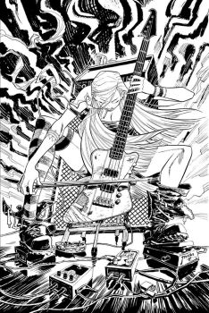 Rock inks by JCoelho