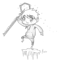 SD Jack Frost by Horrika