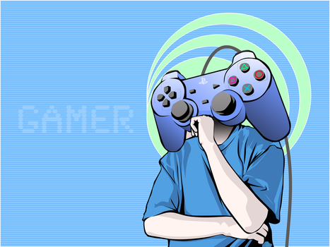 Gamer. by iReap