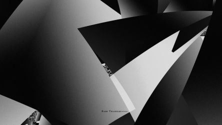 Dark Triangles by Pantoja