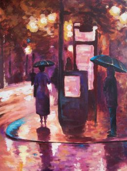 Take Your Umbrella.. by MoRtiJiA