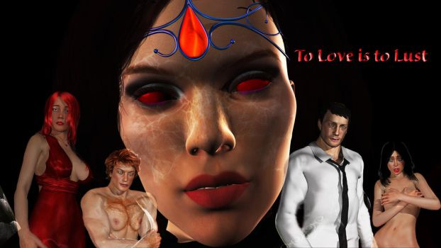To Love is to Lust  Password by TheForgottenOne96