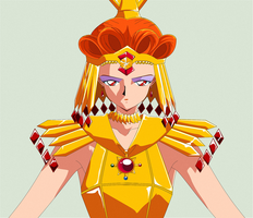 SAILOR STARS - Sailor Galaxia by JackoWcastillo