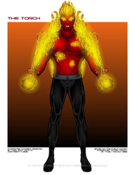 The (Human) Torch by MadJack-S
