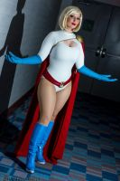 Power Girl 7 by Insane-Pencil