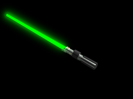 Lightsaber by Coolhand2