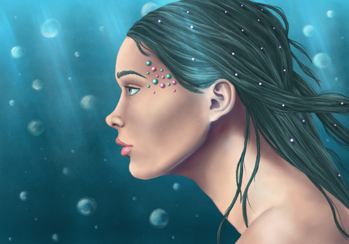 Lady of the Sea by miss-elli