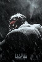 The Dark Knight Rises 'Bane' by TheKidFlames