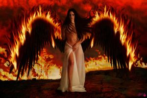 Escaping from Hell by Branka-Johnlockian