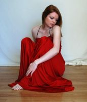 Red Dress Stock 2 by chamberstock