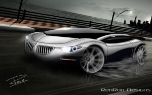 BMW Z9R by renron