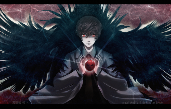 ::Death Note:: Playing God by kuro-mai