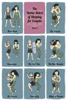 The Kama Sutra of Sleeping for Couples: Part 2 by FindChaos