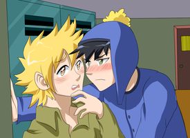 Craig And Tweek wtf dude by ShadowKitty777