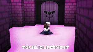 MMD Undertale - Toriel's Basement v1.0 by MagicalPouchOfMagic