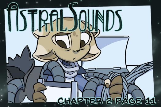AstralSounds Chapter 2 Page 11 (Preview) by The-Snowlion