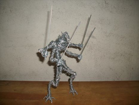 Wire General Grievous 2 by CreepOfFear