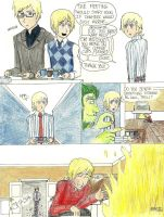 2p!DenNor: Unexpected Guest by TheClockworkKid