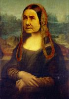 Mona Lisa Whistler by lousephyr