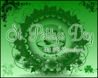PS St Pattys Day by Illyera