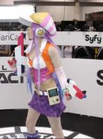 SyFy FanCam Arcade Miss Fortune League of Legends by BabyGirlFallenAngel
