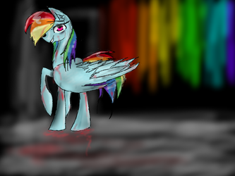 Rainbow Factory by Silver-Shimmer