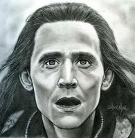 Loki - The Dark World. by Mannaz11