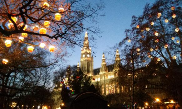 Vienna christmas by TOneil