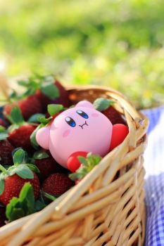 Strawberry picking by Awesomealexis1