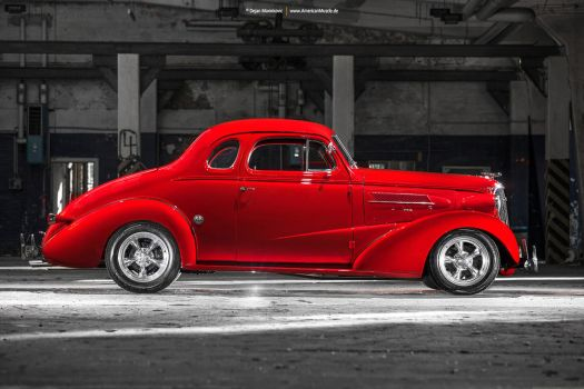1937 Chevrolet Master De Luxe  - Shot 5 by AmericanMuscle