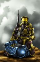 Halo by castortroy3497