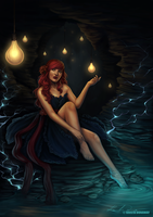 In the Shadow of Your Heart by Krista-Dunaway