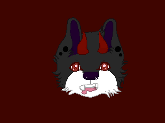 Pixel of Dexter by PurplePupProductions
