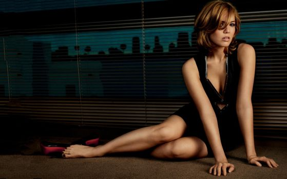 mandy moore by floppe