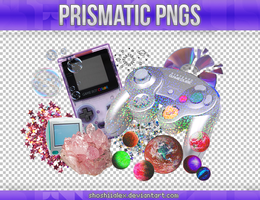 Prismatic PNGs by ShoshiiAlex