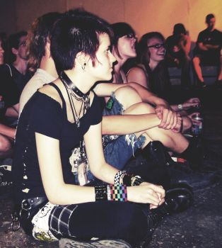 Acoustic Punk Show by CityUndead