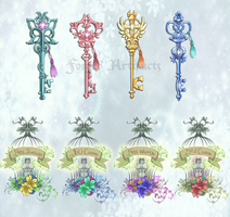Weapon Adoption 19  Easter Special CLOSED by Forged-Artifacts