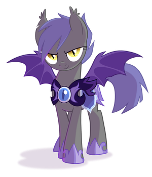 The Shadow by Equestria-Prevails