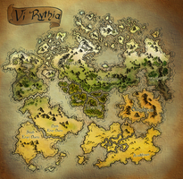 Map of Vi Rythia by Trellaxl