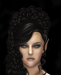 Lady Midnight by hellonlegs