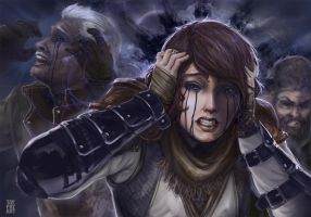 Inkmind Affliction by Taylor-payton
