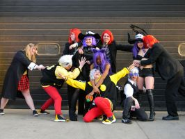Witches and Meisters - Anime Central 2013. by EndOfGreatness