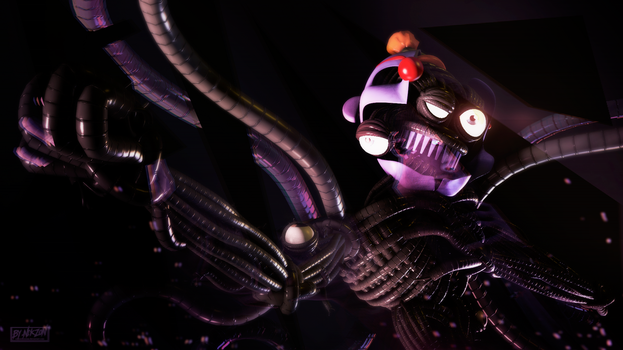 [SFM/Sister Location] Unfixable. by NikzonKrauser