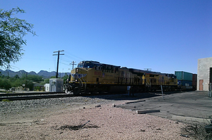 Union Pacific Locomotives by WillM3luvTrains