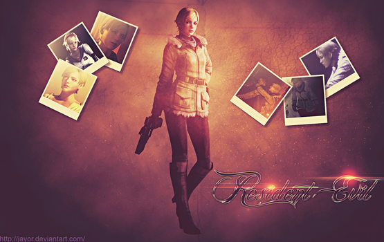 Sherry Birkin Wallpaper by JAYOR