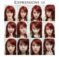 Expressions Version 3 by Oleander04