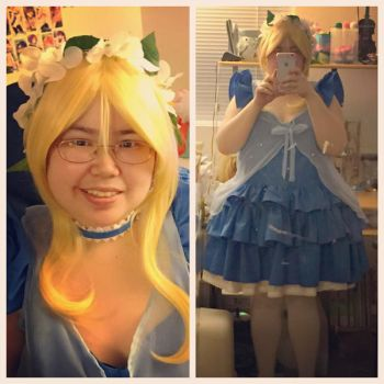 ~Cosplay~ Love Live! - Eli Ayase Costest by sakurablossom143